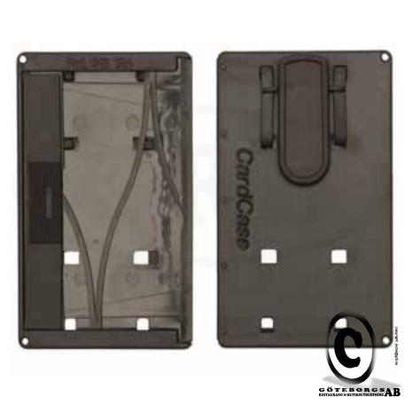 Magnetkortshållare clips långsida