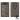Magnetkortshållare clips kortsida